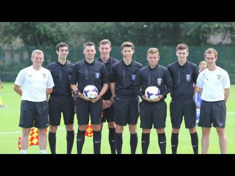 Kent FA: Get Into Refereeing