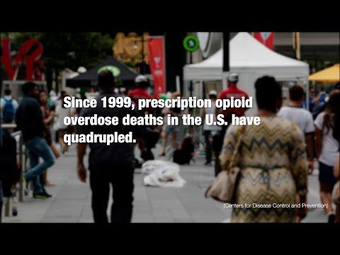 Battling Prescription Opioid Abuse