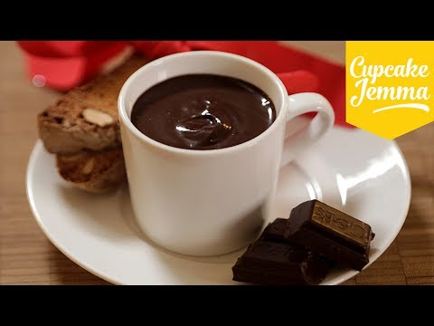 Double Chocolate Dip Recipe | Cupcake Jemma