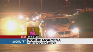 Latest update on ANC, Sophie Mokoena on the line