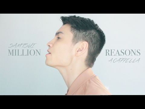 Million Reasons (Lady Gaga) - A CAPPELLA cover - Sam Tsui