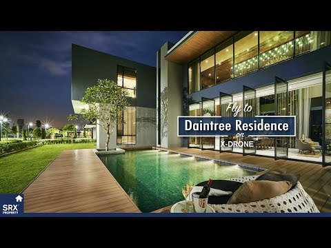 Daintree Residence on X-Drone
