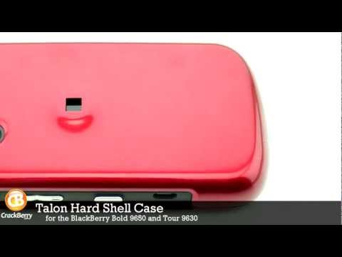 Talon Hard Shell Case for BlackBerry Bold 9650, Tour 9630
