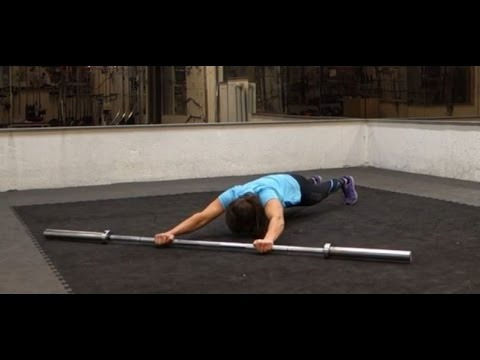 How to do the abs roller without an ab roller wheel!