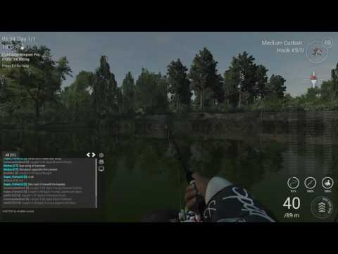 Fishing Planet - Getting GAR Low Level - Boia - Missouri Vol#8