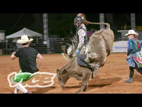 Inside the Life-or-Death World of Competitive Bull Riding