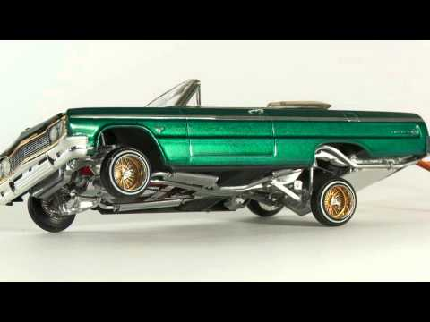 1964 Impala Lowrider - Unboxing and Review
