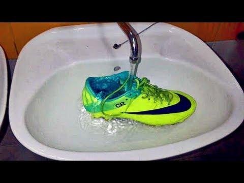 Cristiano Ronaldo Hot Water Trick -
