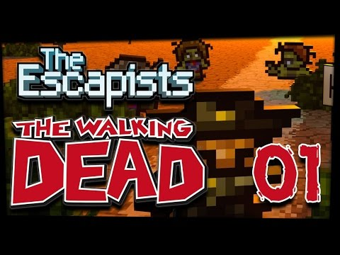 The Escapists TWD - EP 1