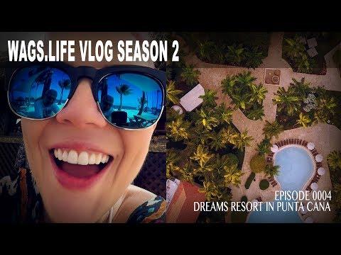 Dreams resort in Punta Cana, Dominican Republic