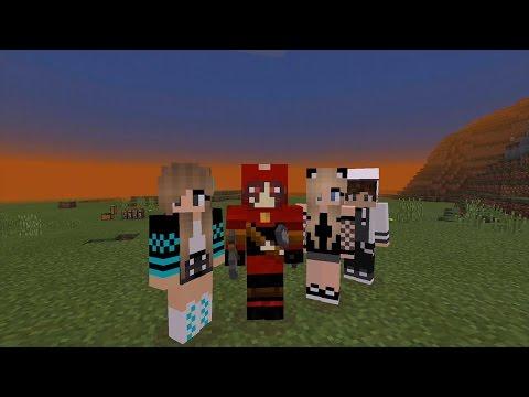 Minecraft Pocket Edition - Lets Play #1
