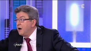 Jean-Luc Mélenchon face à Marc Touati - C politique - 13/03/2016