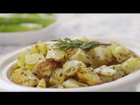 How to Make Oven Roasted Potatoes | Healthy Recipes | Allrecipes.com