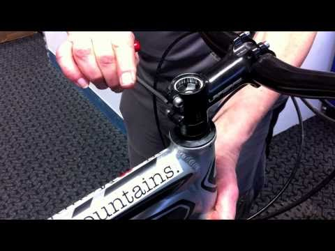 How to Service a Semi Integrated Headset with Caged Bearings