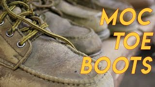 Workboots and Shoes - VLOG