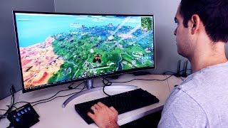 Fun with an ultrawide monitor (YIAY #446)