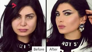 خطوات مكياج خليجي للمرأة السعودية