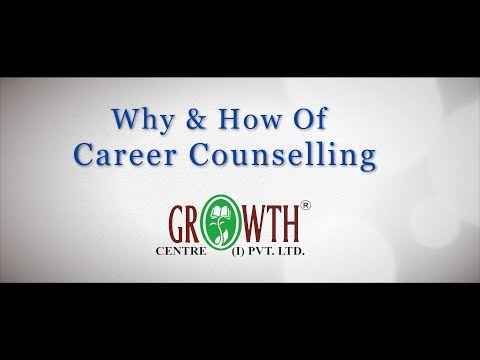 Why Career Counselling
