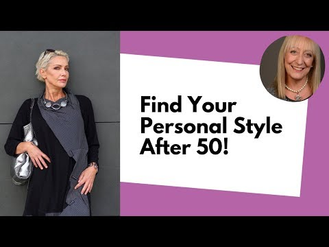 Fashion Over 50 Tips: 4 Tips for Finding Your Personal Style