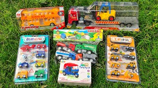 Unboxing & Reviewing Some Brand New Toy Vehicles by PlayToyTime TV