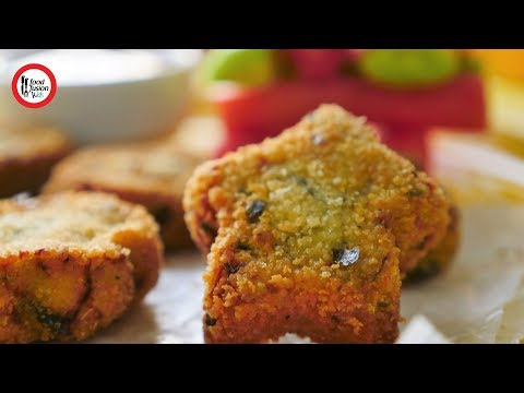 Haray Bharay Nuggets by Food Fusion Kids
