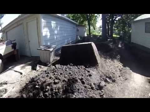 How to Build a Dirt Jump