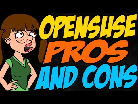 OpenSUSE Pros and Cons