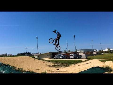 BMX RACE // Big Session on Bourges track - 2018