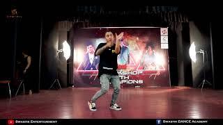 Sushant Khatri | Kolkata Workshop | Dance Champion and Dance plus season 2 finalist