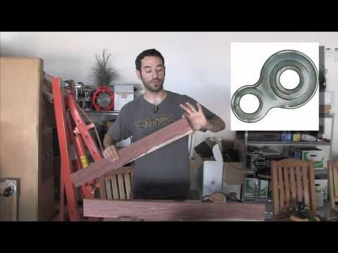 186 - How to Build a Wall-Hanging Magazine Rack