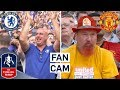 The Best Fan Reactions As Chelsea Beat Manchester United Emirates FA Cup Final 201718