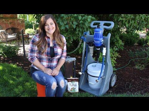 Dosatron / How I Fertilize my Annuals 🌸🌺🌼// Garden Answer