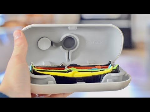 STORE YOUR APPLE WATCH BANDS IN ONE PLACE