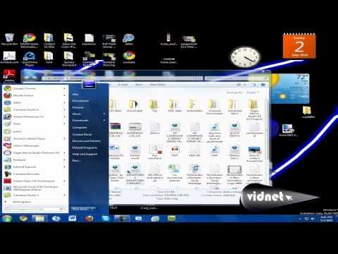 How to Set Default programs in Windows
