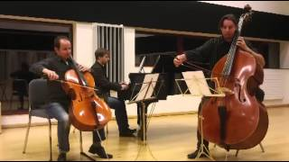 Alfred Schnittke, Hymn Nr. 2 for cello and bass | Music Jinni