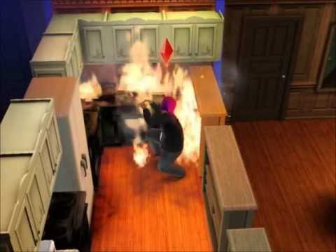 The Sims 3 Ultimate Guide to Killing Sims: Fire