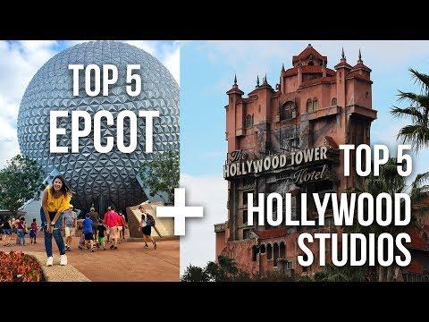Los MEJORES JUEGOS en DISNEY: Epcot + Hollywood Studios | Ceci de Viaje