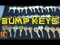 (951) Review: BumpMyLocks 38-piece Bump Key Set