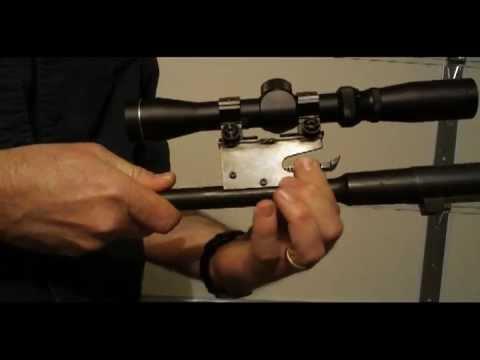 Russian M91/30 Mosin Nagant modifications