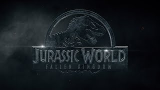 Jurassic World: Fallen Kingdom - New Trailer Wednesday [HD]