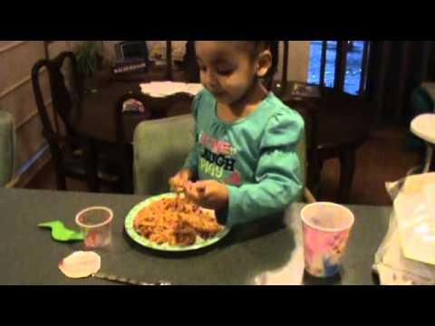 Will my kids eat my dinner?  Winter 2011