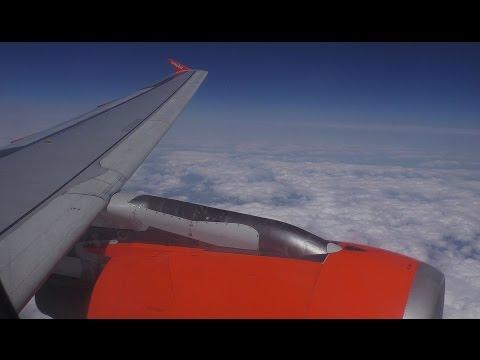 Easyjet A319 Glasgow to Bristol *Full Flight*