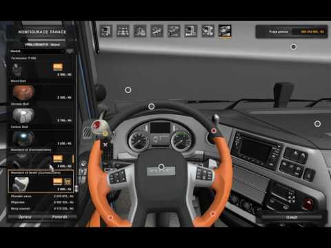 [ETS2]Euro Truck Simulator 2 DAF XF Euro 6 by ohaha