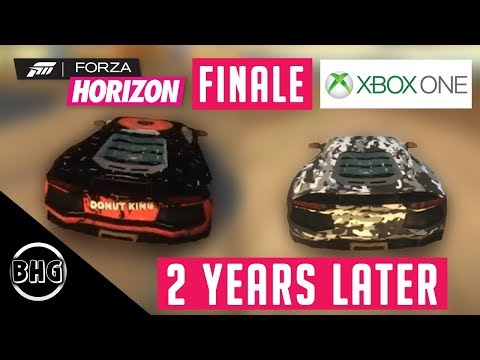 Forza Horizon | Final Race (Finale) (Xbox One) (2 YEARS LATER!)