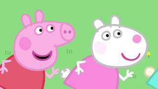Peppa Pig Episodes - BEST Moments from Season 2 - 1 HOUR - Cartoons for Children