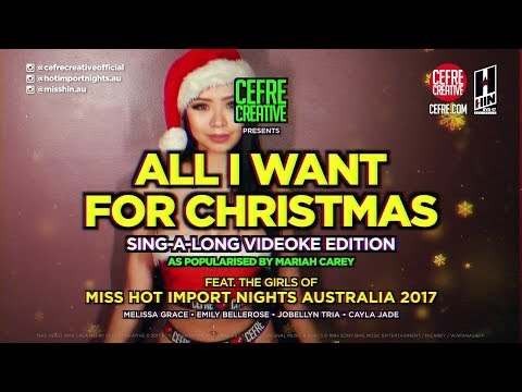 Xxx Mp4 CEFRE CREATIVE ALL I WANT FOR CHRISTMAS Feat Girls Of MISS HIN AUSTRALIA 2017 3gp Sex