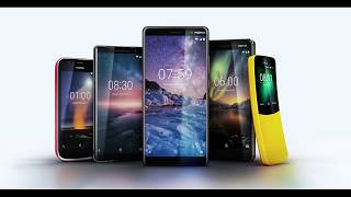 Full Highlights of Nokia Products/Smartphones in MWC(Mobile World Congress) 2018.