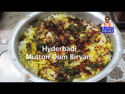 Mutton Dum Biryani (Fast Track Video) - Chef Aadharsh Tatpati