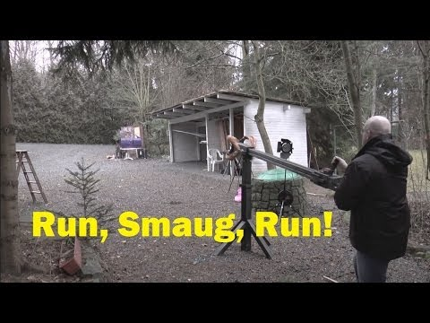 Hunting Dragons With The Slingshot (The Perforation Of Smaug Part 2)
