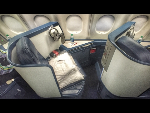 Delta One BUSINESS CLASS | A330 SEA-AMS